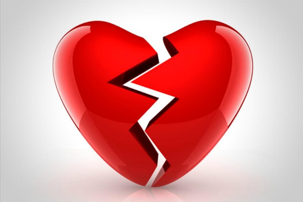 Brittle Hearts Become Broken Glass