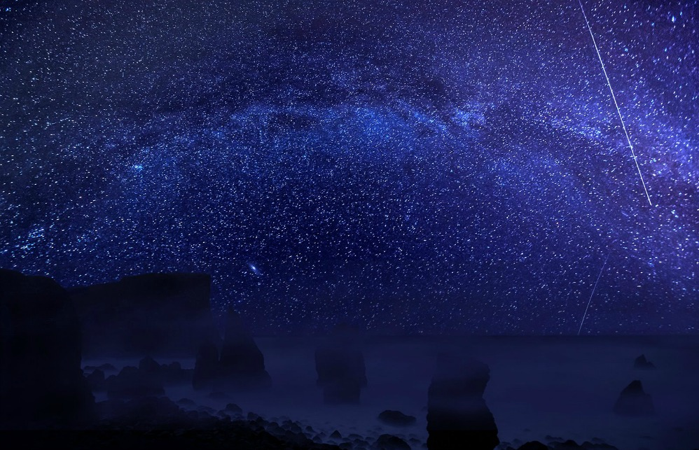 A very starry night1