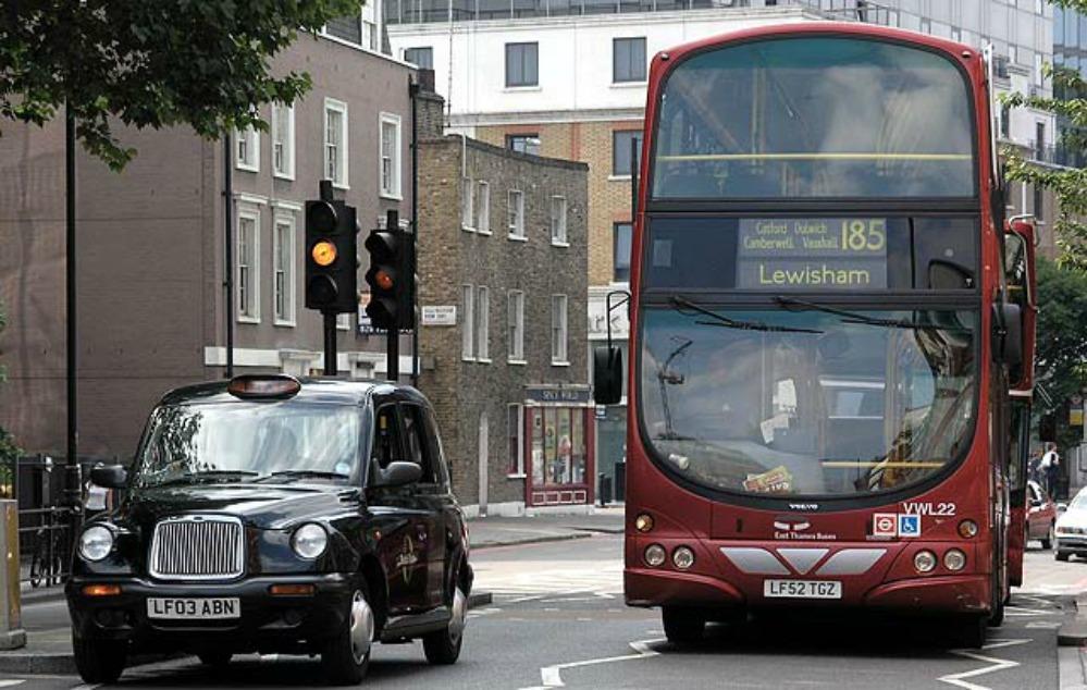 LondonCabBus