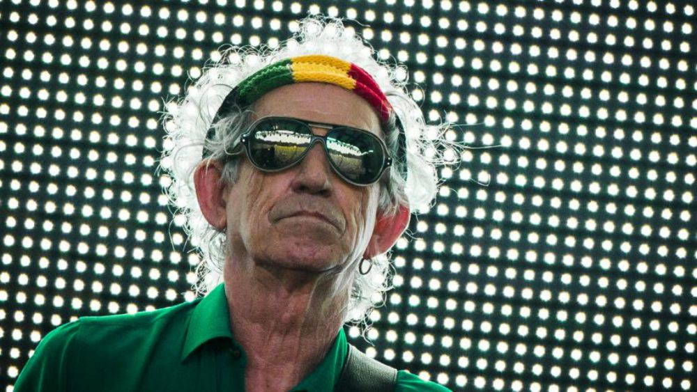 keith richards reuters